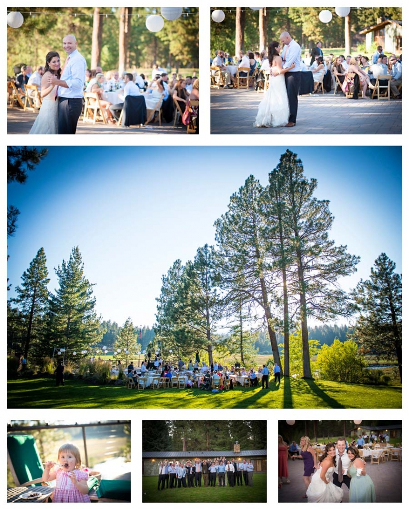 Grace And David House On The Metolius Oregon Wedding